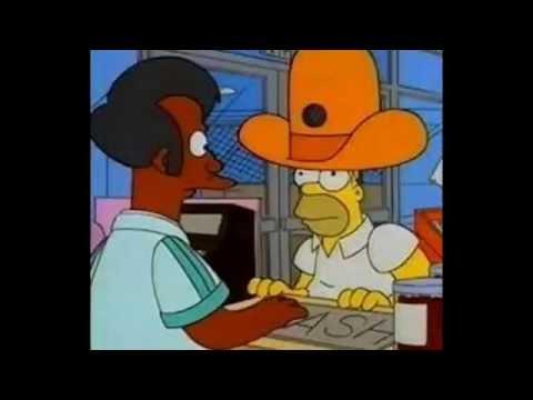 Que esconde Matt Groening y los Simpsons Vídeo - That hides Matt Groening and the simpsons Video