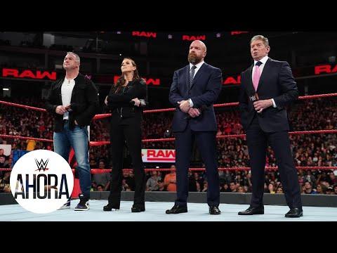 Lo mejor de Raw y SmackDown: WWE Ahora, Dic 21, 2018