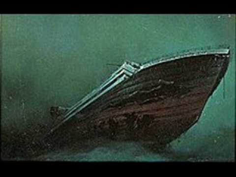 What the titanic looked like