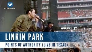 Linkin Park - Points Of Authority (Live In Texas)