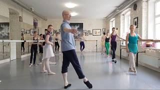 LIVE ADULT BALLET Class Трансляция БАЛЕТного урока для Взрослых