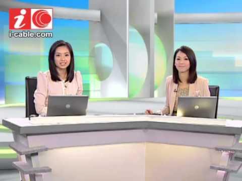 有線主播黃凱欣向觀眾告別 - YouTube