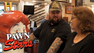 Pawn Stars: Chum is the McDonald's