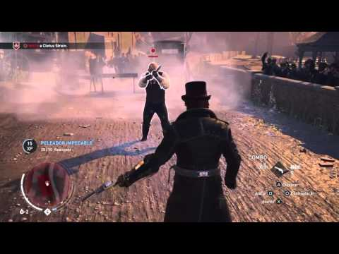 Blighters vs Rooks  Assassin's Creed Syndicate