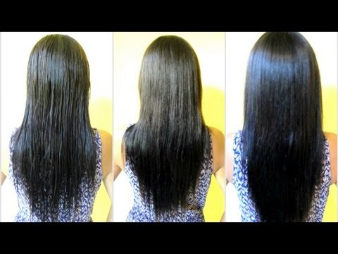 Hair Straightening Tutorial Superprincessjo Youtube