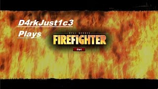 Real Heroes Firefighter Game