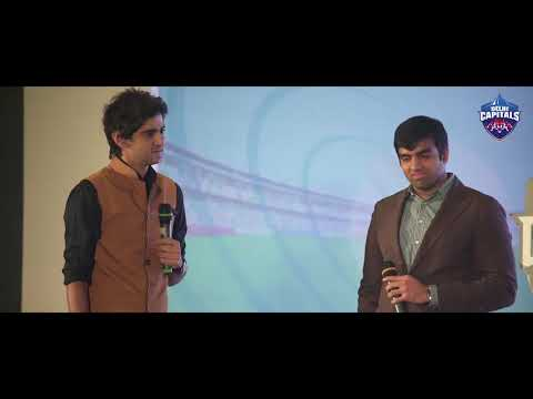 Delhi Capitals - Highlights from the launch event