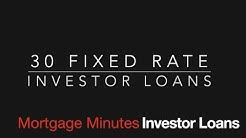 30 Year Fixed Rate Commercial Loans