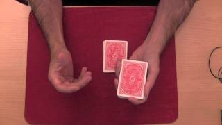 Truco de magia revelado - La carta policia