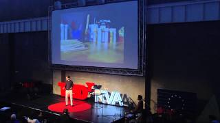 Tinkering with (Bio)Engineering Education: Stephen Fong at TEDxRVA 2013