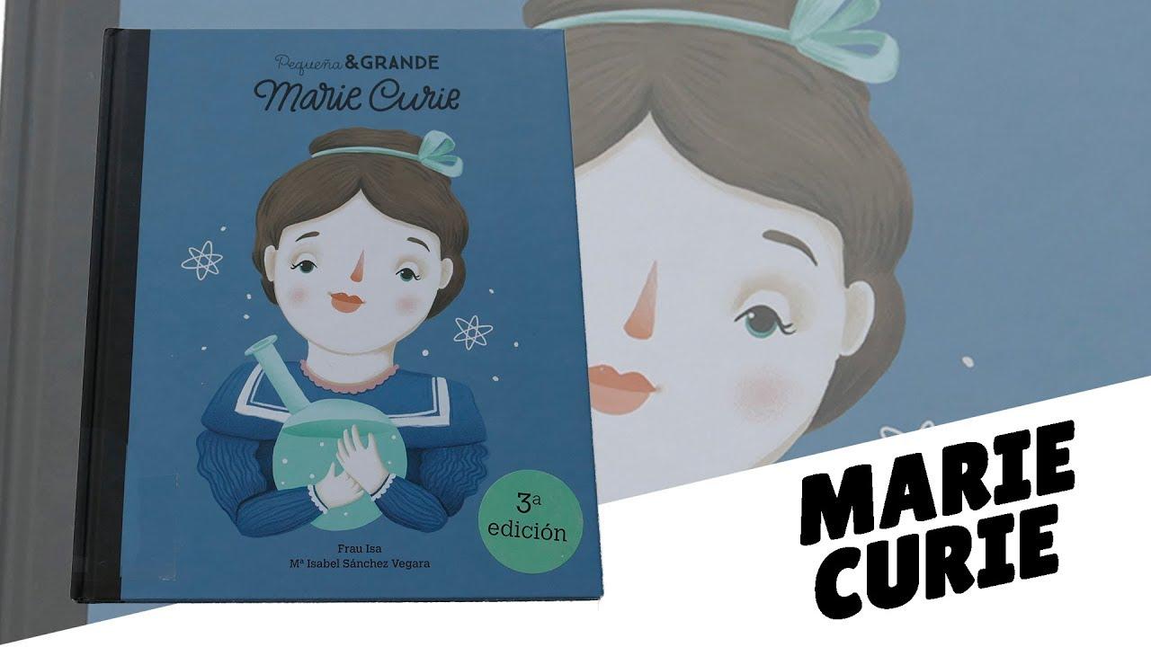 Marie Curie · Grandes mujeres de la historia · Cuentacuentos · A Jugar · Cuento infantil