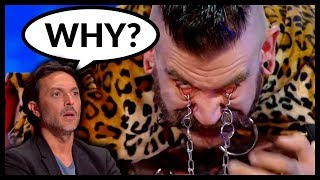 Top 5 Men's SHOCKING and DANGEROUS Moments In The World!