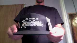Fresh Pickups #2 - Los angeles raiders snapback