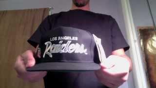 Fresh Pickups #2 - Los angeles raiders snapback