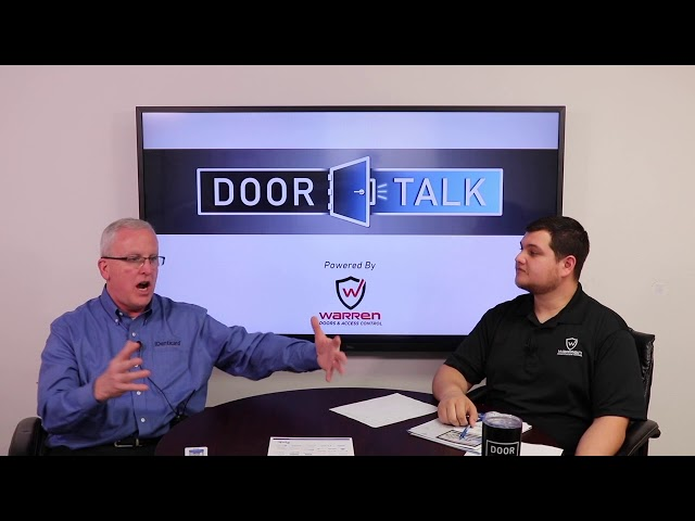 DOOR TALK Episode 26: IDenticard Access Control Part 3 with Dave Schafer