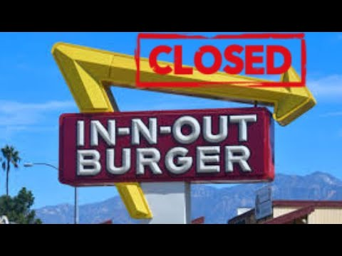 San Francisco shut down its In-N-Out for not checking patrons ...