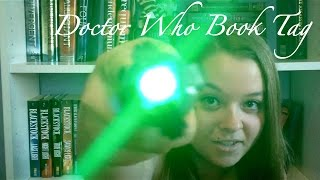 Doctor Who Book Tag Thumbnail
