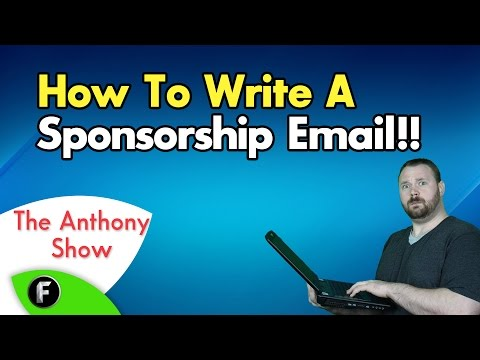 ★-how-to-write-a-professional-sponsorship-letter!!-#freedomfamily