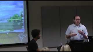 Dr. Klint Hobbs speaks about stress management, PII