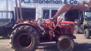Yanmar tractor my YM276D