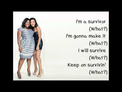 Слушать онлайн Glee Cast - I Will Survive - Survivor в mp3