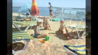 БЕРЕГ ТРЁХ  МОРЕЙ ХЕРСОНА. УКРАИНА.(Итак пляж. Хочется кувыркаться и тереться об теплый и практически чистый песок... Отдых на Арабатской стрелк..., 2015-06-09T08:33:27.000Z)