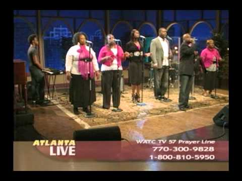 "J-Bethea on Alanta Live ""My Praise is Personal"""