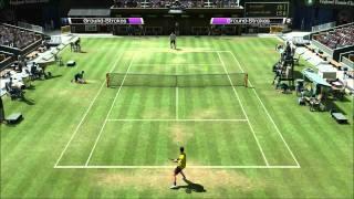 Virtua Tennis 4 - Vídeo Comentado - Português
