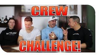 CREW CHALLENGE! mit INSCOPE21,UNSYMPATHISCHTV & einfachPeter