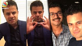 Mersal Making : Magician Vijay Training & Shooting | Raman Sharma Interview | Teaser Day