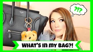 WHAT'S IN MY BAG?! | Blair Fowler Thumbnail