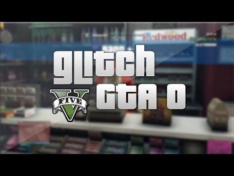 GLITCH GTA 5 | Serveur moddé DNS - Argents / RP - XP ! (PS3)