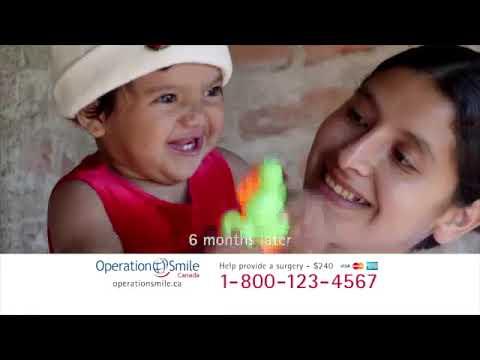 Operation Smile Canada - 60 minutes
