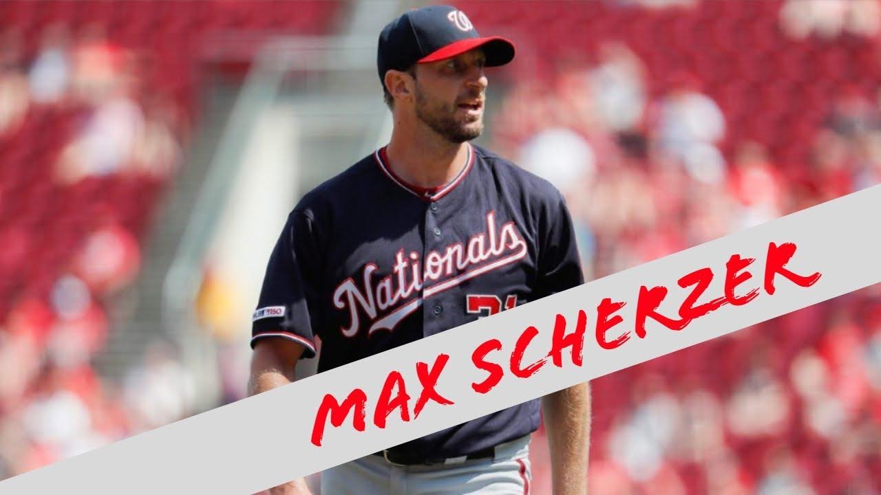 Max Scherzer 2019 Highlights [HD]