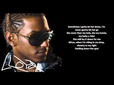 Lloyd - Me & My Baby (ft. Cyhi The Prynce) - Lyrics *HD*