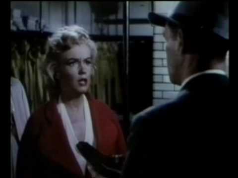 Marilyn Monroe - Niagara movie trailer