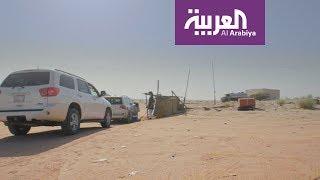 على خطى العرب: شاهد أصغر محطة وقود في العالم