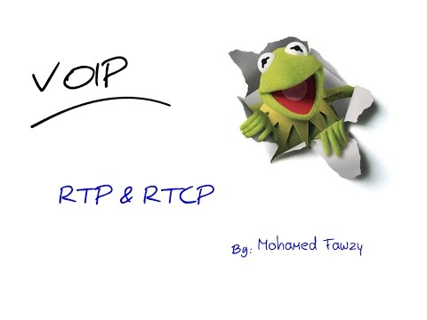 15- RTP and RTCP ...CCNA Collaboration شرح