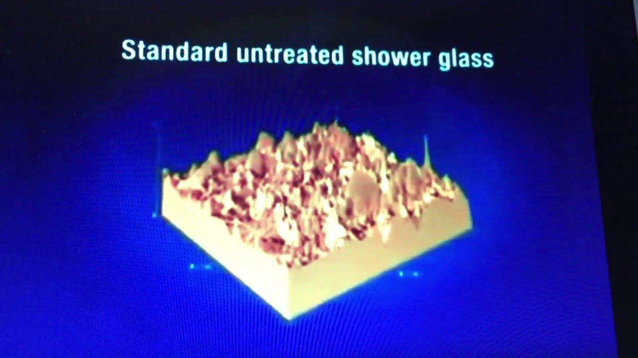 Frameless Showerguard Shower Door Richmond Va Youtube