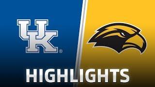 #CUSAFB Highlights: Southern Miss vs. Kentucky