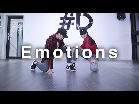 Chris Brown - Emotions / JiYoon Kim, JongHo Park Choreography (#DPOP Studio)