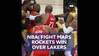 NBA suspends Ingram, Rondo, Paul thumbnail