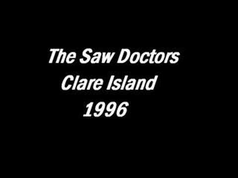 The Saw Doctors - Clare Island
