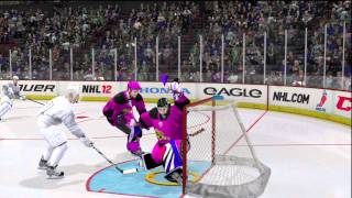 NHL 12 EASHL Horrible Way to end OT Thumbnail