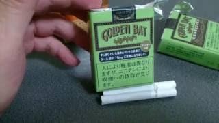 ゴールデンバット フィルター付き 外装フィルム タバコ エコーもリニューアル 猫薔薇にゃあ大佐