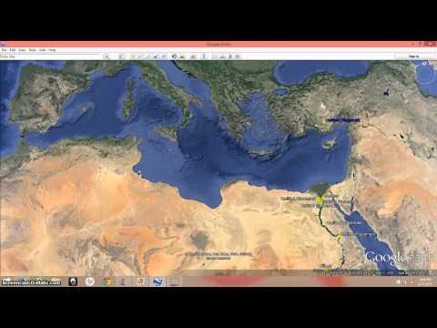 The Mediterranean Monolith & The Flood Of Noah