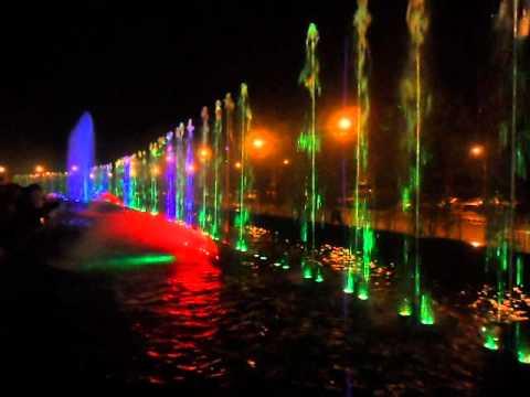 Dancing Fountain - SM LANANG Premier