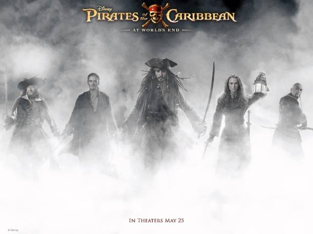 Pirates of the Caribbean Full Metal Band Version #1