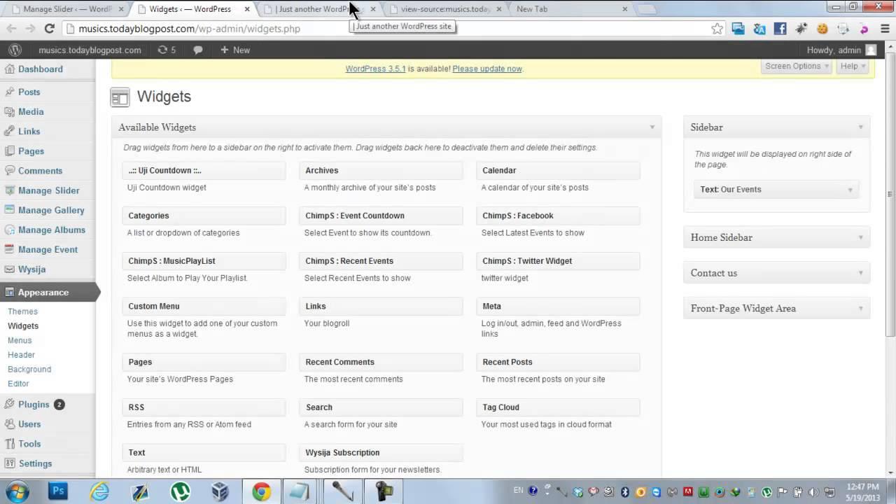 Background image not showing up - Nivo Slider Images Not Showing Up Or The Slider Gif Is Just Loading And Loading Problem