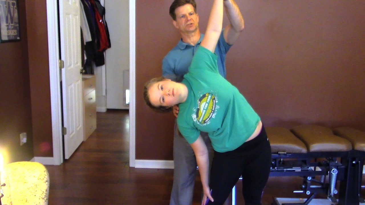 Mid-Back Stretches and Exercises with Dr. Steve Sandifer